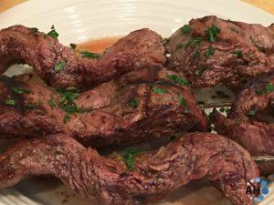 Lemon Flank Steak