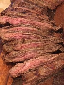 Chipotle Lime Flank Steak